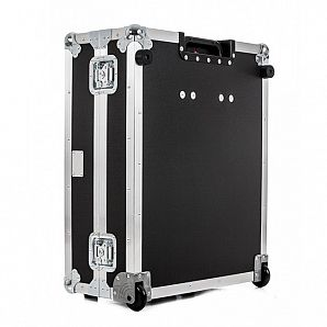 Mac 27 Flight Case with wheels and pull out Handle